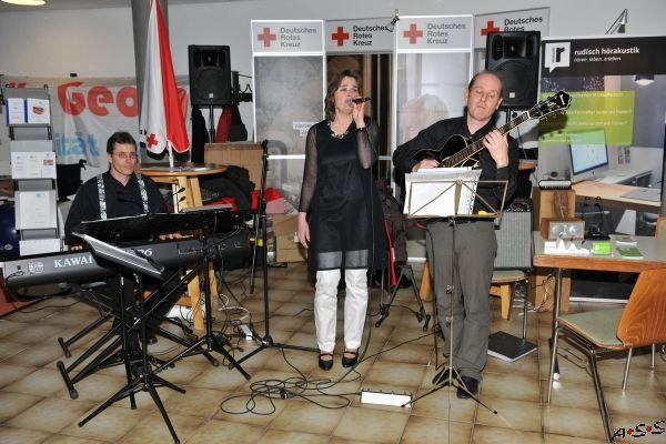 Auftritt bei der Vital-Aktiv-Gesund Messe 2012 in Stutensee